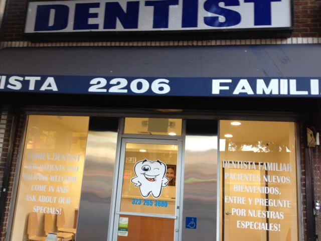 Boyle Heights Dental Care Office Exterior